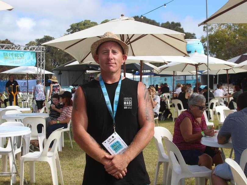 Bali Fest Australia founder and organizer Leigh Rose.